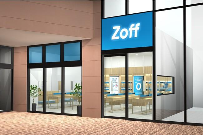 Eye Performance コンセプトショップ2号店「Zoff オアシスタウン伊丹鴻池店」を2021年2月11日(木)オープン
