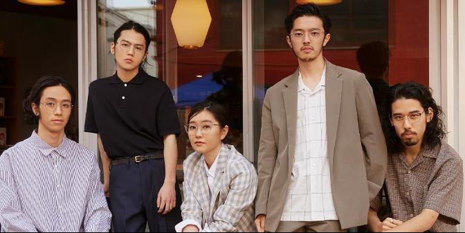 福岡を拠点に活動する4人組バンドyonawo初となる広告出演!メガネブランドZoffの「Zoff CLASSIC Summer Collection」夏の顔に。2021年4月30日(金)発売