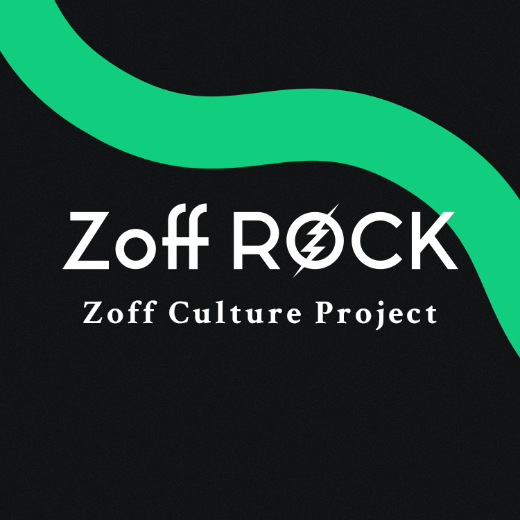 「Zoff culture project」特設サイトがOPEN!